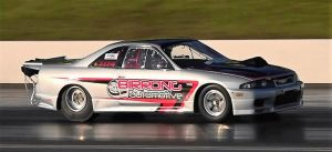 Alex Birrong R33 Skyline