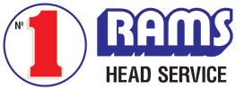 Rams Head Service Logo